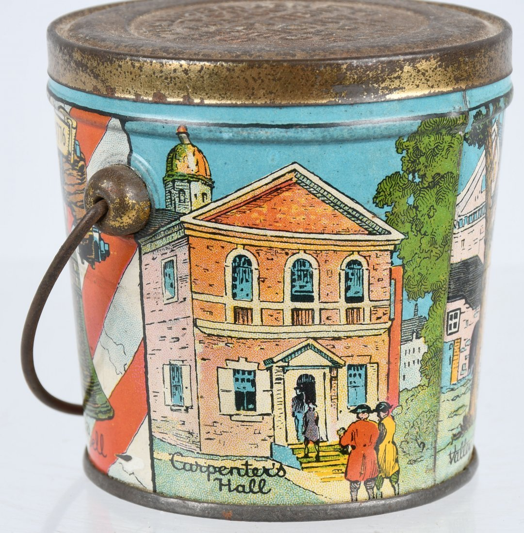 LOVELL & COVEL HISTORICAL SERIES 1776 CANDY PAIL - 3