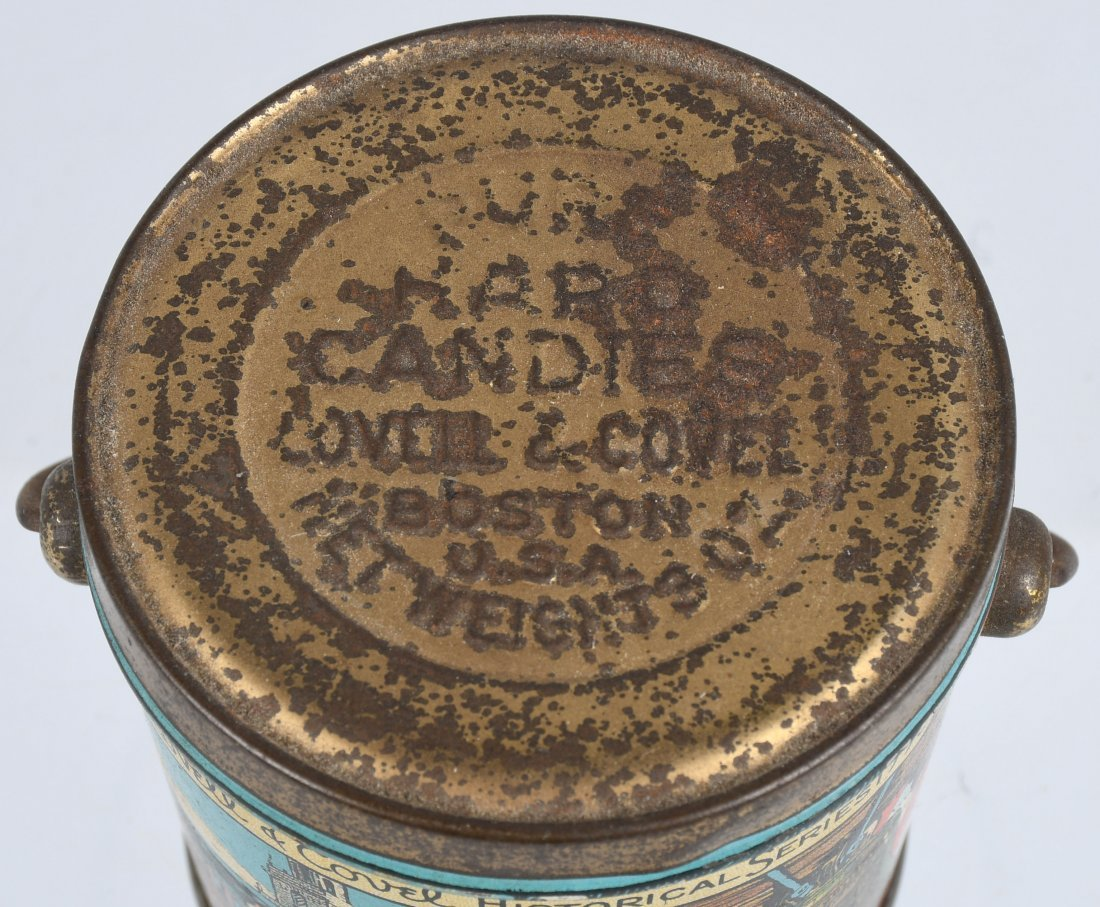 LOVELL & COVEL HISTORICAL SERIES 1776 CANDY PAIL - 6