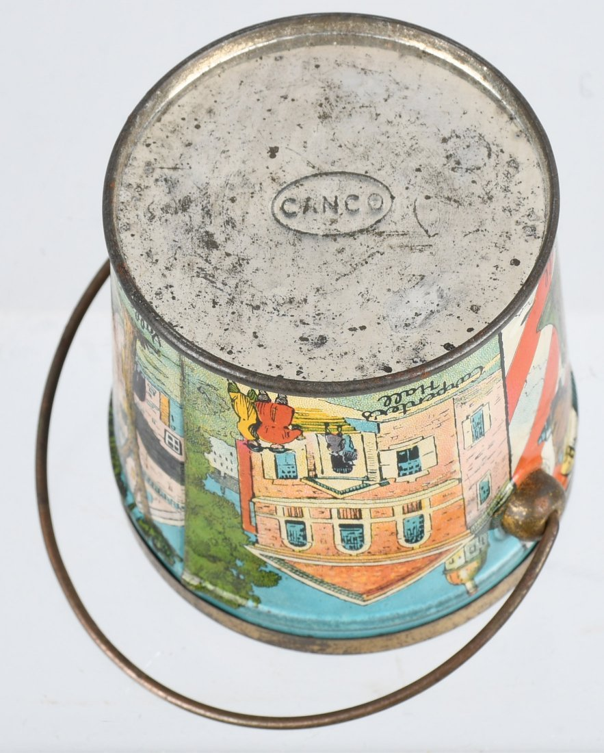 LOVELL & COVEL HISTORICAL SERIES 1776 CANDY PAIL - 7
