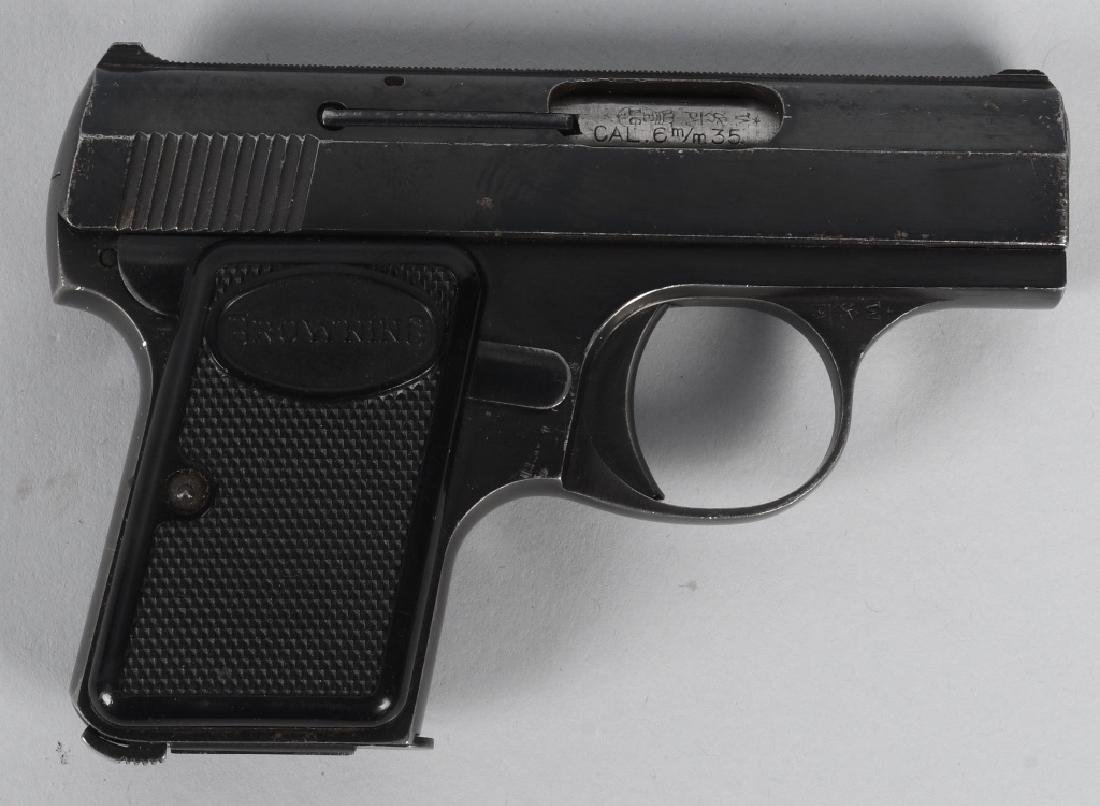"""BROWNING 6.35mm """"BABY BROWNING"""" PISTOL"""