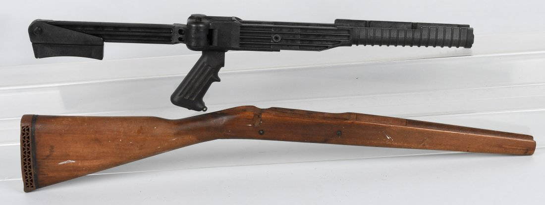 Bram Line Ruger Mini 14 Folding stock and other
