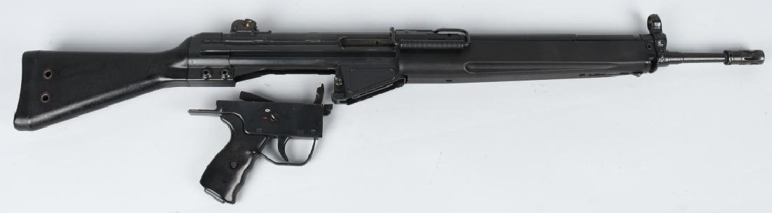 H & K MODEL 91, .308 RIFLE Heckler & Koch