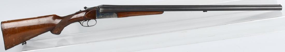 EIBAR PARKEMY SPANISH SXS 12 GA. SHOTGUN
