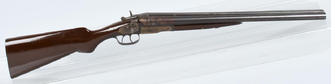 CRESCENT HBB &CO RUSO, SXS 12 GA SHOTGUN