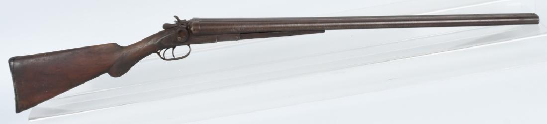 REMINGTON SXS 12 GA. SHOTGUN