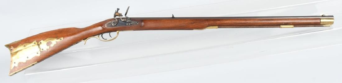 FLINTLOCK RIFLE, .45 PEDERSOLI, ITALY