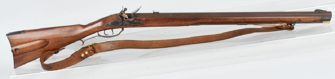FLINTLOCK RIFLE, .54 PEDERSOLI, ITALY