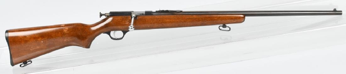 J.C. HIGGINS MODEL 103.18, .22 BOLT ACTION RIFLE