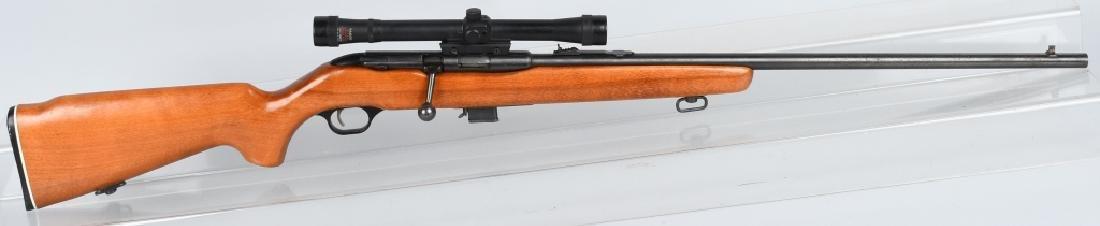 MOSSBERG MODEL 340KB, .22 BOLT RIFLE