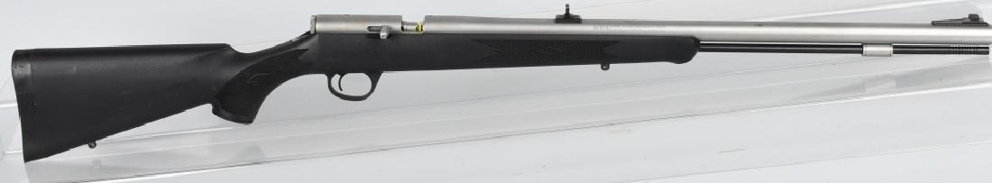 MARLIN MODEL MLS, .50 BLACK POWDER RIFLE.
