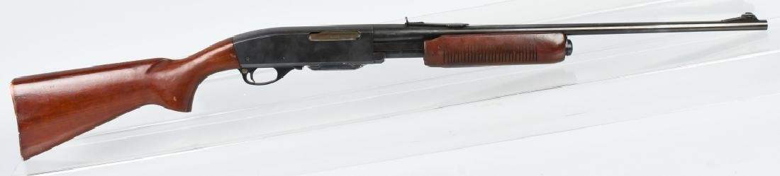 REMINGTON MODEL 760, 30-06 PUMP RIFLE