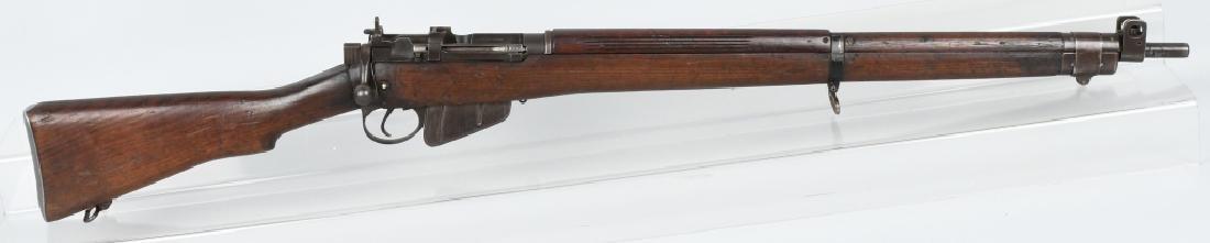 BRITISH LEE-ENFIELD NO. 4, MK .303 RIFLE