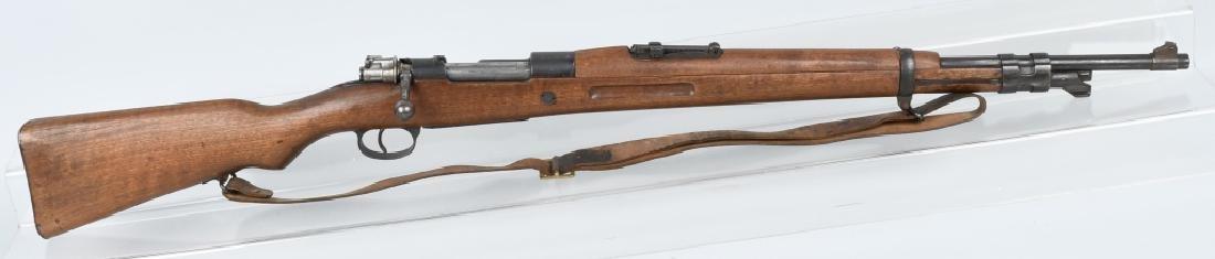 SPANISH MAUSER 1917, 7.92mm BOLT RIFLE
