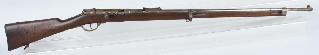 URUGUAYS MODEL 1871 DOVITIIIS MAUSER, 6.5mm RIFLE