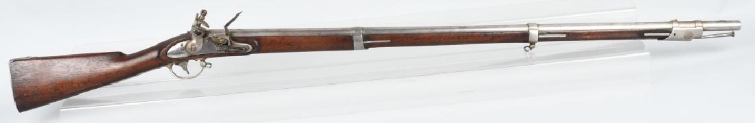 MODEL 1816 STARR FLINTLOCK .69 MUSKET, 1832