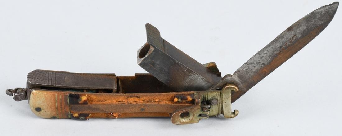 BAZAR BANGER .32 KNIFE PISTOL