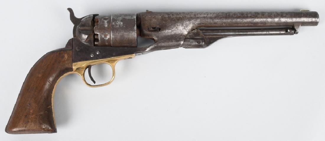 COLT MODEL 1860, .44 REVOLVER, MFG 1863