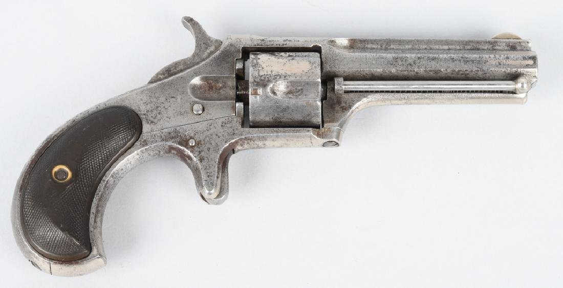 REMINGTON SMOOT .32 SPUR TRIGGER REVOLVER