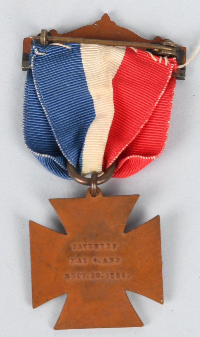 CIVIL WAR VETERAN GAR LOT - 10