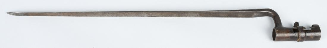 CIVIL WAR US MODEL 1861 / 1863 ANGULAR BAYONET