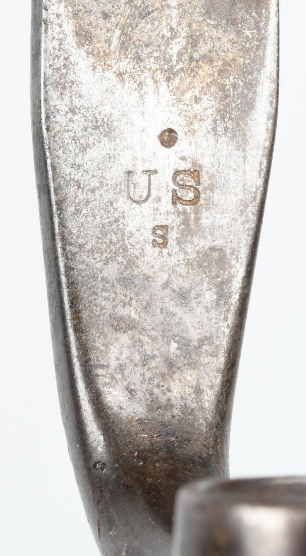 CIVIL WAR US MODEL 1861 / 1863 ANGULAR BAYONET - 5