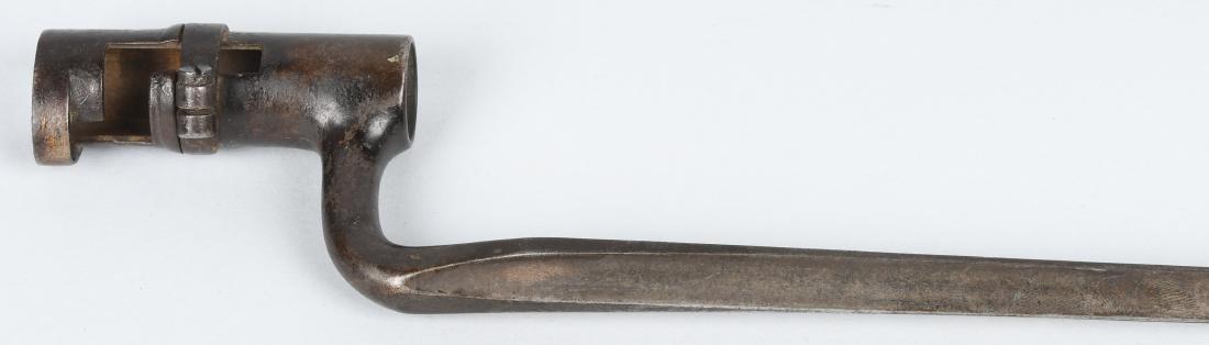 CIVIL WAR US MODEL 1861 / 1863 ANGULAR BAYONET - 6