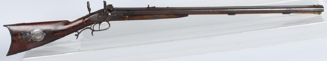 N. LEWIS TROY, NY, 12 GA. .44 RIFLE / SHOTGUN
