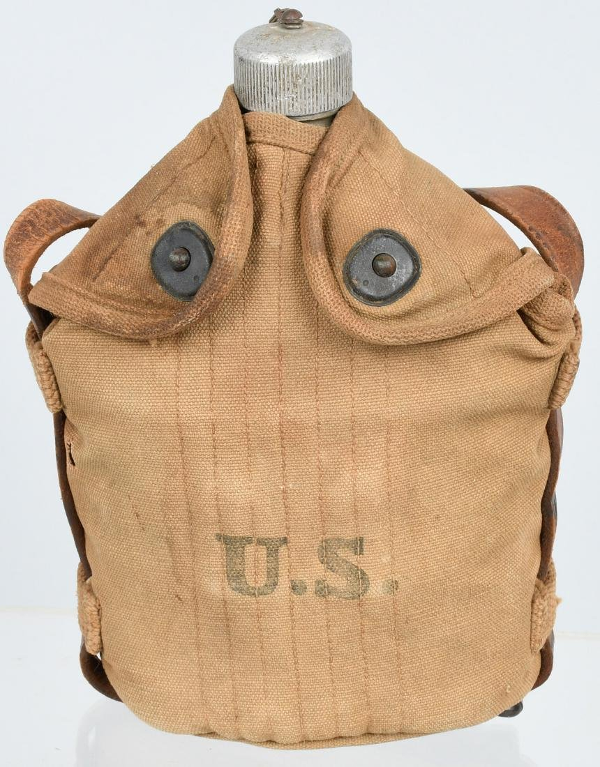 WWI U.S. ARMY CAVALRY CANTEEN 1918 A.G.M. CO.