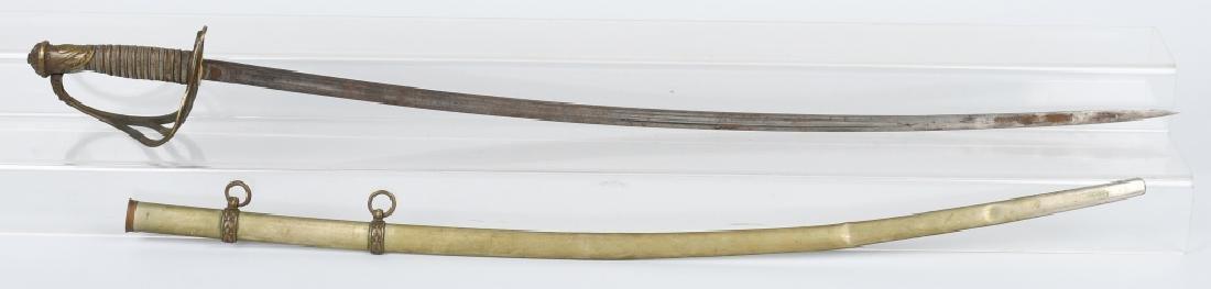 MODEL 1872 RIDABOCK N.Y., CAVALRY OFFICER'S SWORD