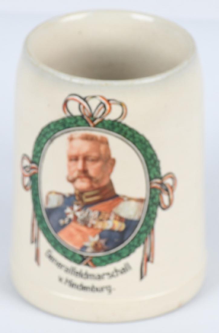 WWI IMPERIAL GERMAN PAUL VON HINDENBURG STEIN