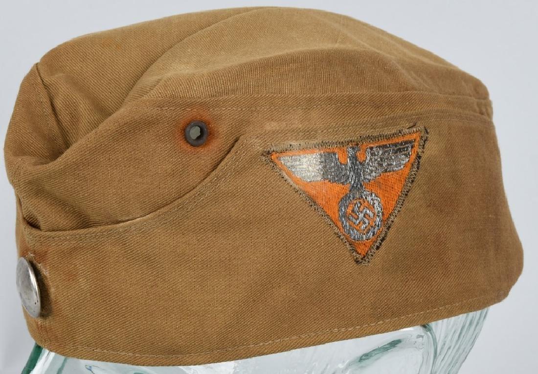 WWII NAZI SA BROWN SHIRTS STURM ABTELUNG EM CAP