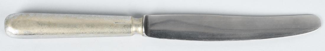 WWII NAZI GERMAN SCHANKE ZEPPELIN MARKED KNIFE - 3