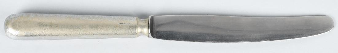 WWII NAZI GERMAN SCHANKE ZEPPELIN MARKED KNIFE - 3