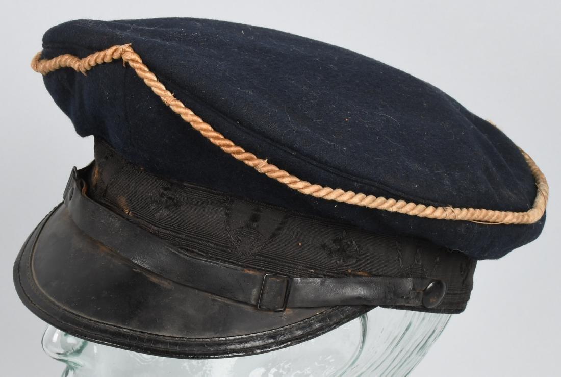 WWII NAZI REICHSKREIGERSBUND VETERANS VISOR HAT