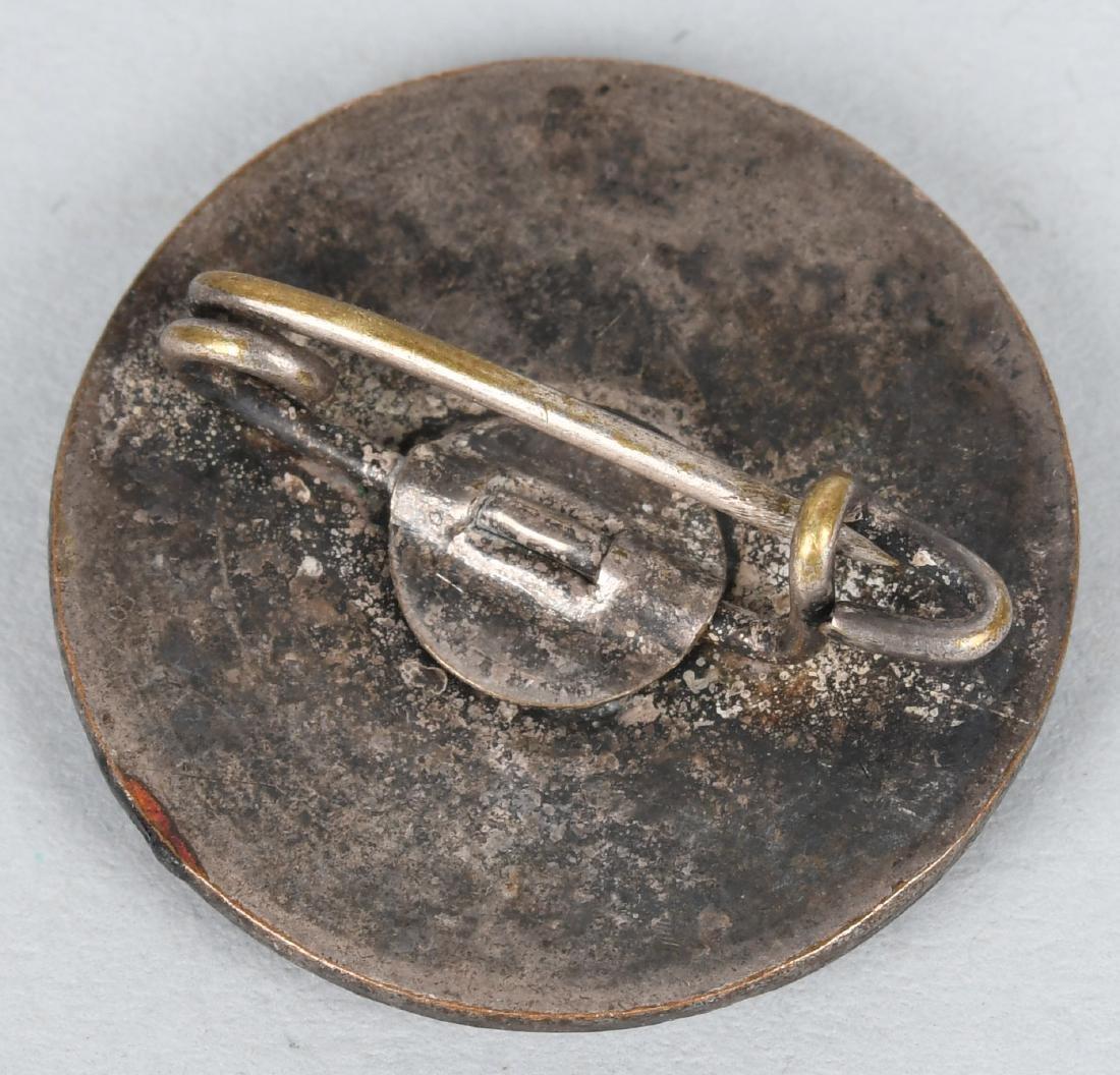 WWII NAZI GERMAN RADIATOR BADGE & PIN LOT - 4