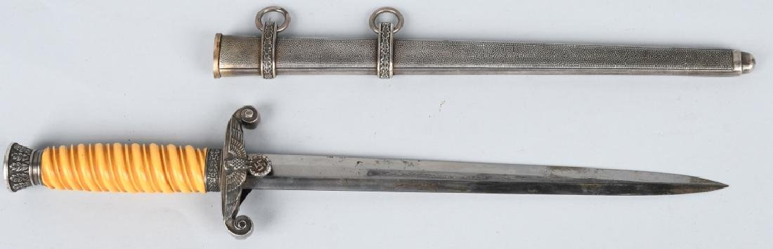 WWII NAZI GERMAN ARMY OFFICERS DAGGER