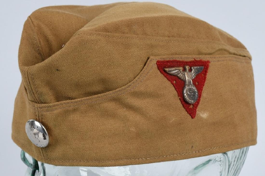 WWII NAZI GERMAN SA BROWN SHIRT EM CAP