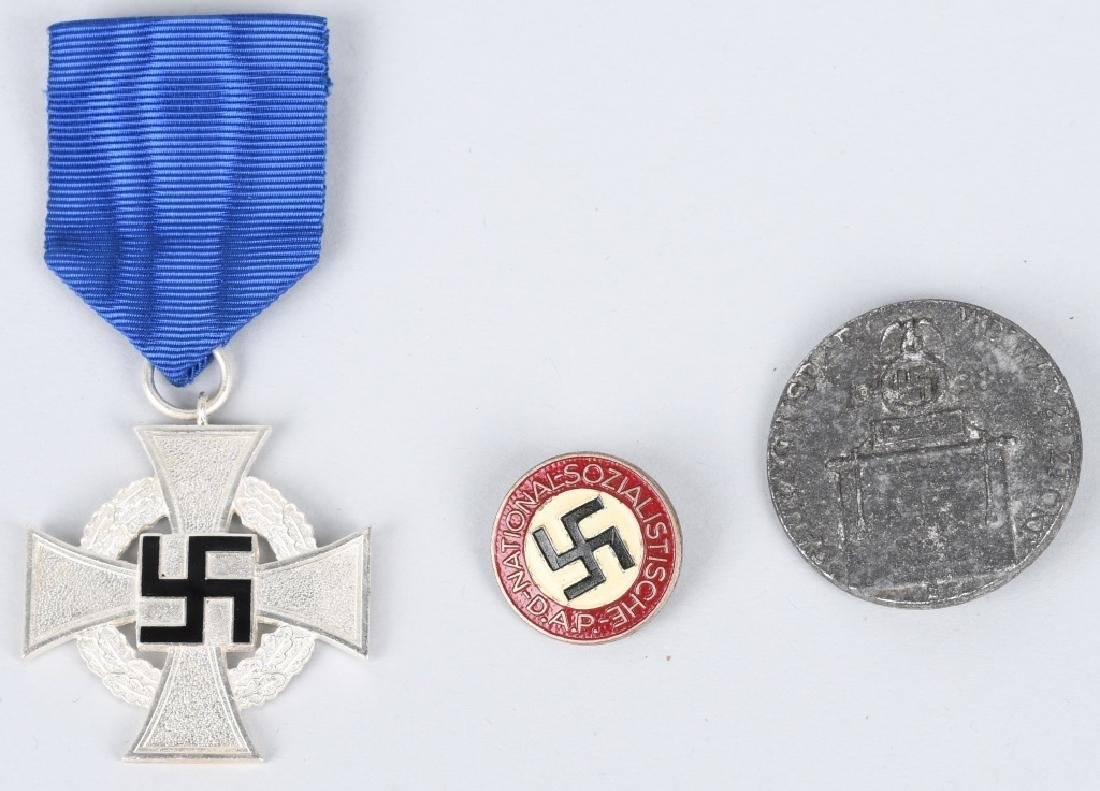 WWII NAZI GERMAN POLITICAL NSDAP GROUP
