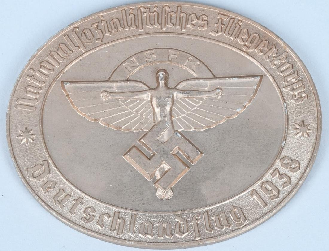 WWII NSFK GLIDER CORPS 1938 AWARD