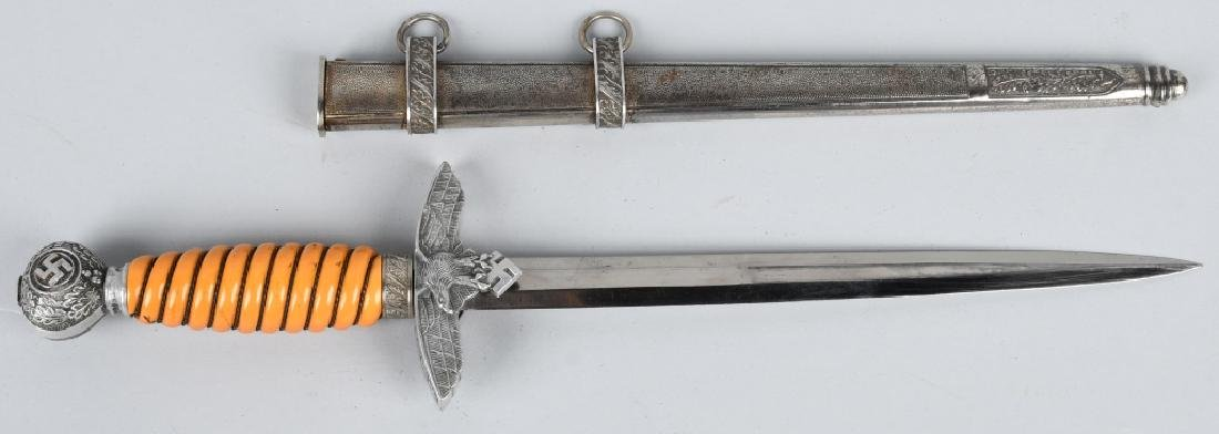 WWII GERMAN NAZI LUFTWAFFE 2nd MODEL DAGGER