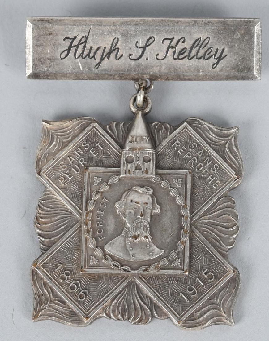 KKK KU KLUX KLAN 1866 - 1915 HERO CROSS