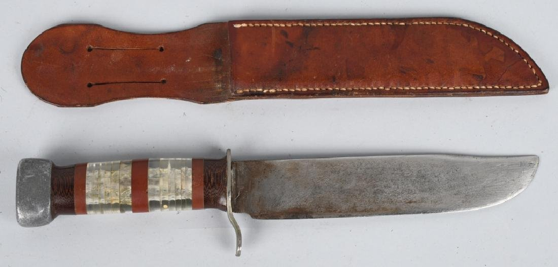 WWII U.S. ARMY THEATER MADE KNIFE