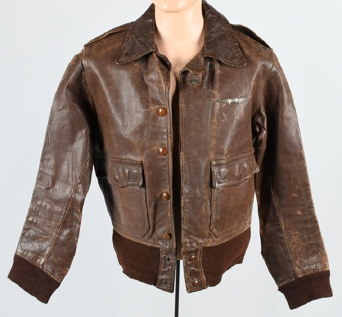 PRE WWII A-1 TYPE 3 JACKET WITH WINGS