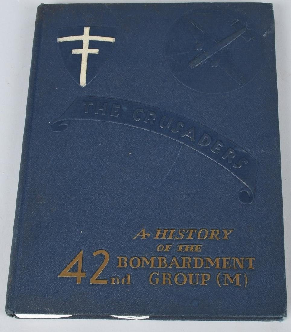 WWII UNITED STATES AAF 42ND BOMB GROUP HISTORY