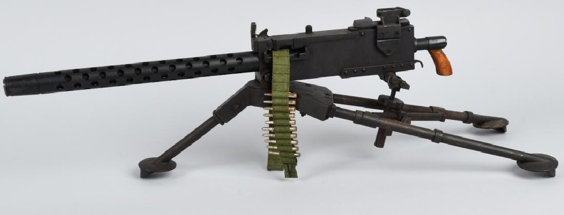 WWII 1/2 SCALE MODEL M1919 .30 CAL MACHINE GUN
