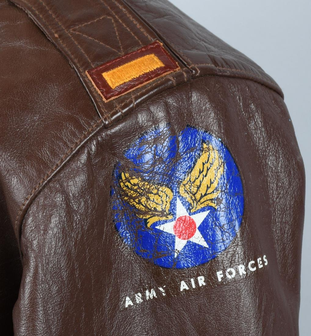 WORLD WAR TWO A-2 PAINTED JACKET - NEW - 3