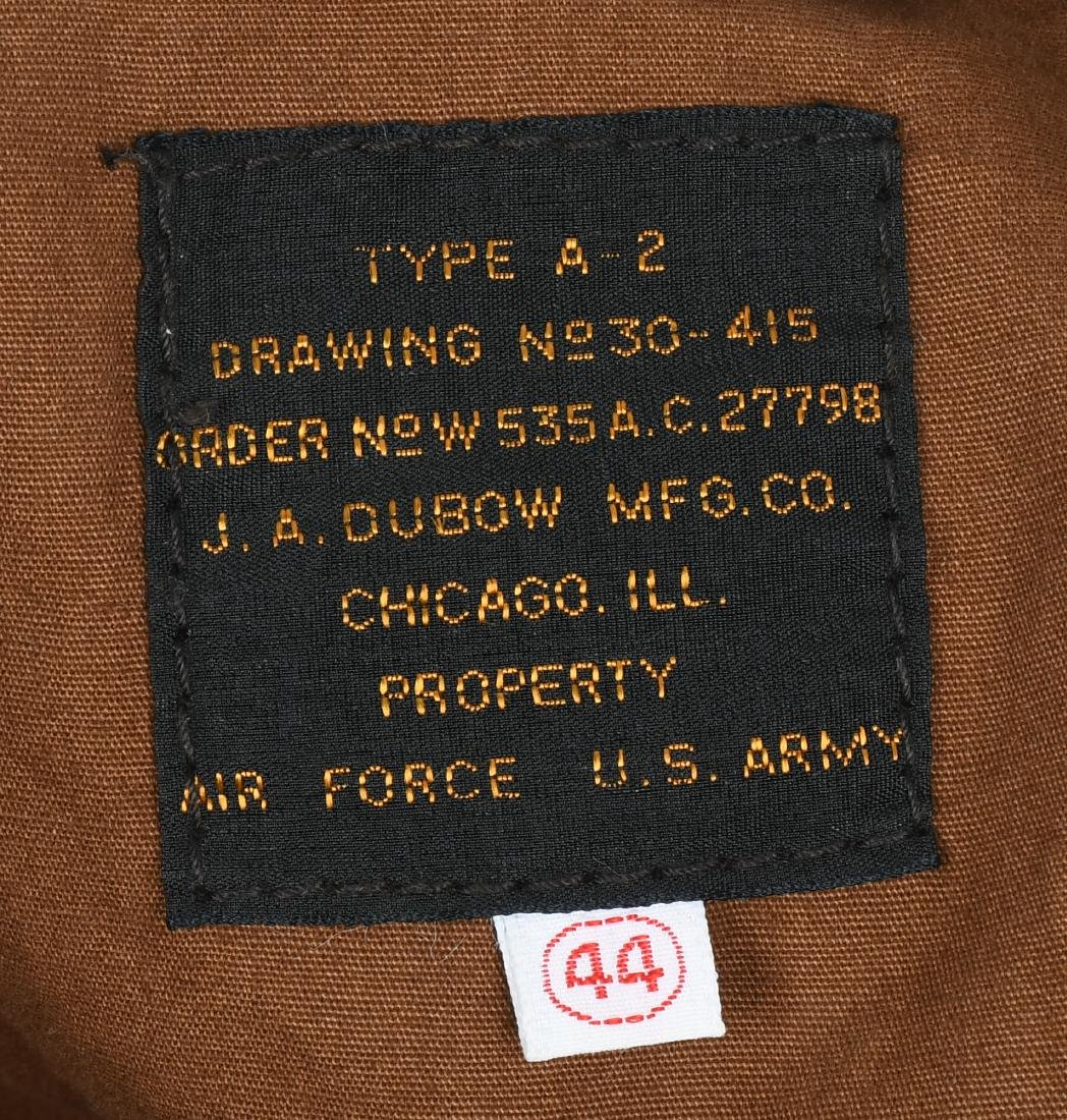 WORLD WAR TWO A-2 PAINTED JACKET - NEW - 7