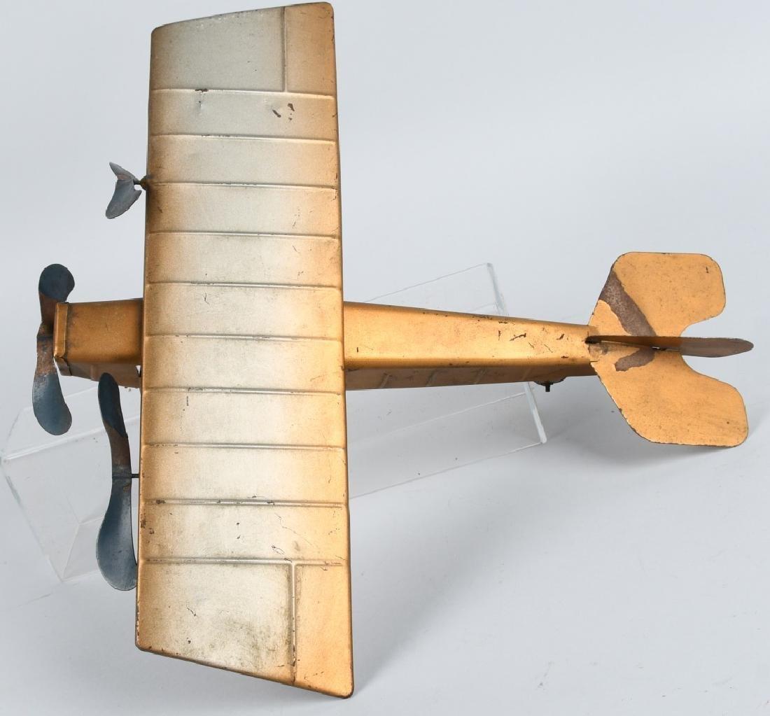 KINGSBURY Tin Windup BI AIRPLANE