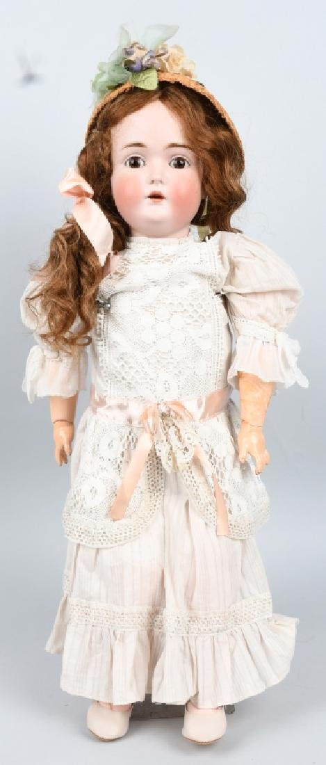 GERMAN KESTNER NO. 171, BISQUE DOLL