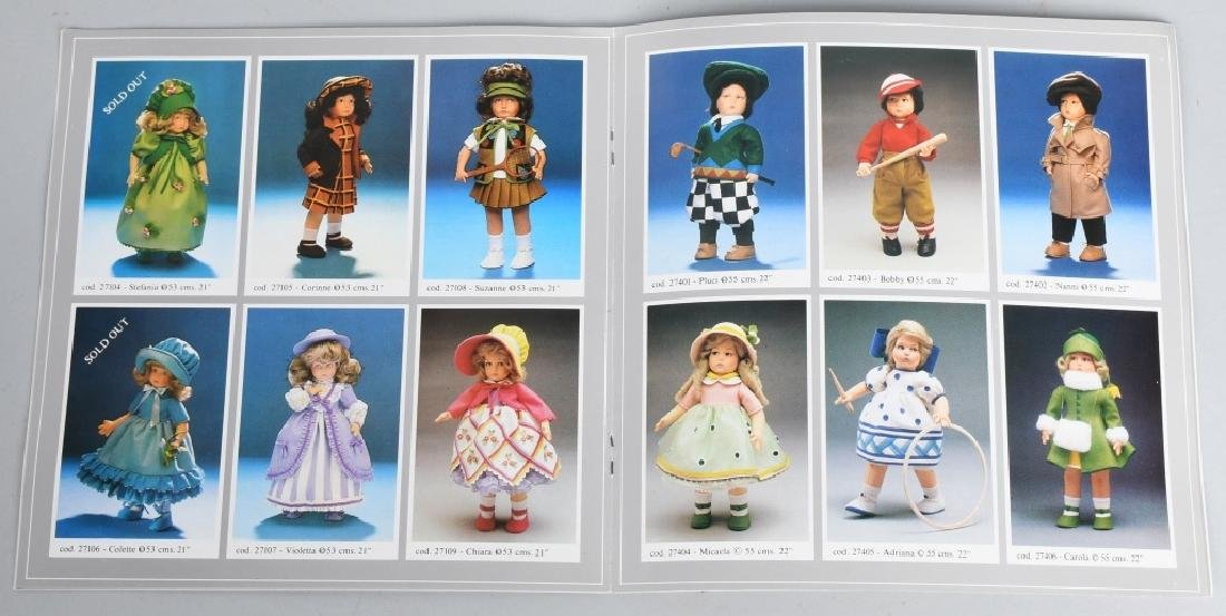 LENCI DOLL LOT & MORE - 8